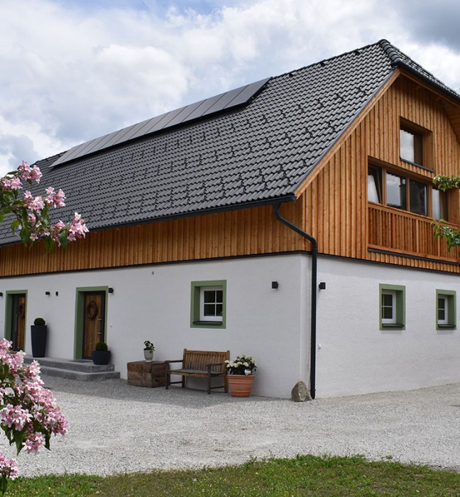 Country Suites Luxus am Land im Sommer